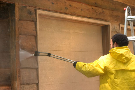 Exterior Wood Cleaner Cedar Siding Cleaning Deck Log Home