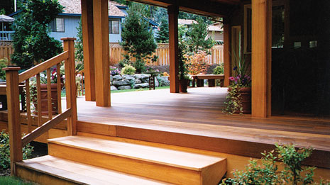 Deck and Fence Formula