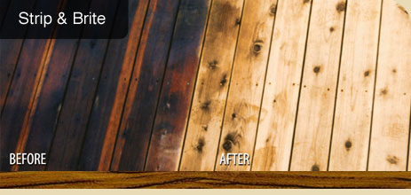 strip brite our most powerful wood restoration product restores the ...